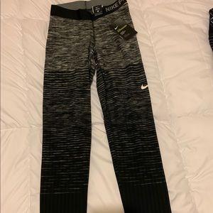 Nike pro running pant